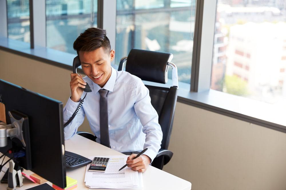 چگونه می توان کیفیت تماس های فروش خود را فوق العاده کرد